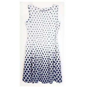 HAANI Fit & Flare Dress Stretch 2X